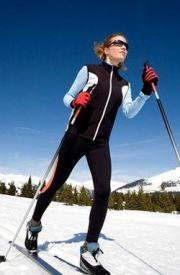 Лыжи беговые как похудеть